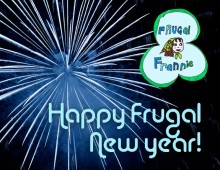 A frugal new year
