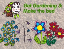 Frannie's gardening guide part three: preparing a luscious bed